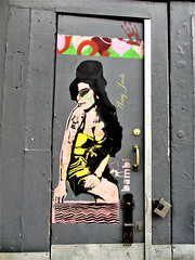 Amy (petermorton42) Tags: amywinehouse camdentown london