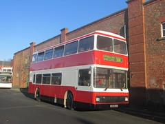 MP Travel K573RRH Museum of Transport, Manchester on 56A (4) (1280x960) (dearingbuspix) Tags: eastyorkshire eyms 573 preserved k573rrh manchesterchristmascracker manchesterchristmascracker2016 mptravel museumoftransportgreatermanchester museumoftransport