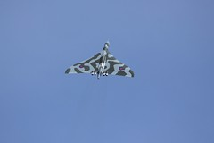Vulcan to the Sky (clackzuk) Tags: b2 vulcan royalinternationalairtattoo xh558 riat2015