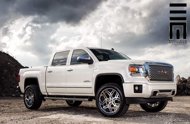 auto car lift miami wheels sierra kit custom denali exclusive doral gmc motoring fabtech forgiato