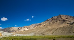 What are men to rocks and mountains? (Scharfschtze ) Tags: canon photography photo tokina 7d kashmir tso mali leh ladakh abhijit pangong 1116 tokina1116
