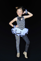 Dancing Liv (lupe1515) Tags: dance costume olivia jazz recital topsyturvy