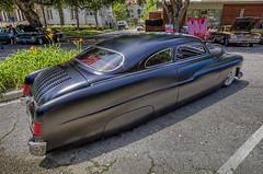 La Verne Cool Cruise 2014 (dmentd) Tags: mercury hotrod custom fatboy streetrod leadsled