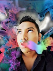 20150909_13jj1011 (azimabdulla20) Tags: wallpaper cloud art mouth out aka rainbow weed colorful cross smoke arts sunny lips smoking coming axim abdulla azim abdull arevshat
