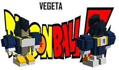 Vegeta (bxbrix) Tags: trunks piccolo dragonball roshi krillin goku vegeta gohan ssj frieza legodragonball