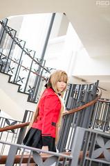 Sento Isuzu (bdrc) Tags: park portrait girl 30 prime cosplay sigma sento penang brilliant isuzu amagi asdgrapghy