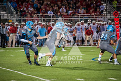 HBHSvsWCHS-110 (Aaron A Abbott) Tags: football springdale harber webbcity