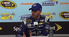 Can Jimmie Johnson win his seventh title this year? (pitstoppost) Tags: johnson jimmiejohnson kansasspeedway sprintcupchampionship