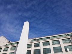 Black Cat cigarette factory (andyaldridge) Tags: london factory camden cigarette artdeco carrerascigarettefactory blackcatcigarette
