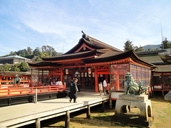 厳島神社、宮島 (Itsukushima-jinja, Miyajima) (charles.caer) Tags: japan miyajima worldheritage 宮島