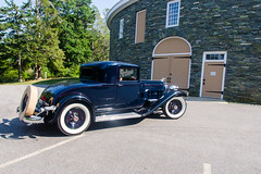 Caretaker's wheels (GmanViz) Tags: color car 1932 nikon automobile coupe packard gmanviz heritagemuseumsgardens d7000
