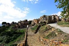 Poggioreale,  Sicily, October 2015 019 (tango-) Tags: italien italy italia sicily sicilia belice sizilien sicilie poggioreale terremotodelbelice belicevalleyearthquke