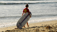 KIRRA KEHOE (Tim Hanson-) Tags: ocean beach water sport sand women surf waves pacific surfer contest competition surfing malibu professional pacificocean longboard surfriderbeach missmalibupro outsideseaside