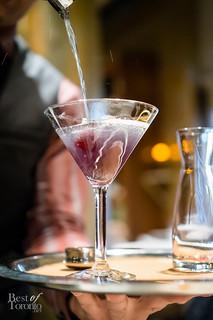 Tweety Bird (Not Yellow) martini