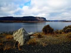 Banks Lake & Steamboat Rock State Park, WA 10/29/15 (LJHankandKaren) Tags: bankslake steamboatrockstatepark