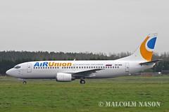B737-3Y5 9H-ABS (EI-DNH) KRAS AIR\ AIRUNION (shanairpic) Tags: shannon b737 boeing737 jetairliner krasair airunion eidnh 9h0abs