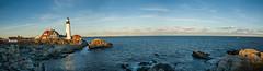 Portland Head Light (Me in ME) Tags: lighthouse maine explore portlandheadlight capeelizabeth gulfofmaine cascobay portlandharbor