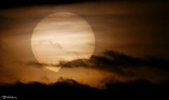 Solar Eclipse (Bill-Metallinos) Tags: trees light sunset sky orange sun beautiful clouds sunrise solar eclipse greece astrophotography astronomy corfu astrophoto saros kerkira pantokrator metallinos astrolandscape astrocorfu astrovox