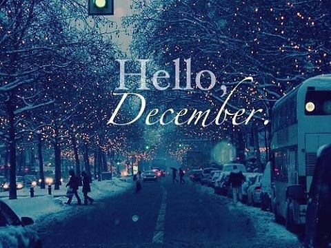 The #christmas month is finally here! ❄️❄️❄️ #december