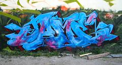 Jame - Fredrikstad 2007 (Airone THP TNB) Tags: graffiti jame thp thpcrew fredrikstadgraffiti
