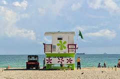 baywatch (franbatt) Tags: usa florida miami roadtrip lifeguard miamibeach baywatch onduty