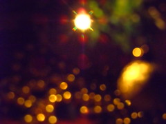 Blurry (Martina Salova) Tags: lights blurry bokeh lampion
