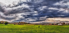 IMG_6226-27Ptzl1scTBbLG2 (ultravivid imaging) Tags: autumn clouds barn canon colorful cows farm scenic vivid autumncolors fields imaging ultra sunsetclouds stormclouds ultravivid canon5dmk2 ultravividimaging