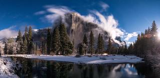 Moonlit | El Capitan, Yosemite