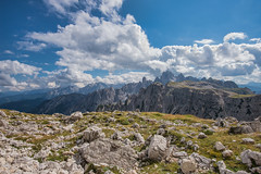 Mountains (marypink) Tags: sky mountains clouds montagne landscape unescoworldheritage paesaggio dolomiti trentinoaltoadige nikond800 nikkor1635mmf40 percorsodelletrecime