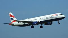 G-EUXL,EDI,27.7.11 (Mike stanners) Tags: jet britishairways airbus geuxl ba edi