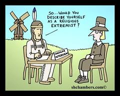back to basics (s.h. chambers) Tags: comic cartoon interview visa pilgrim consular shchambers shchamberscom