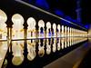 Abu Dhabi - Sheikh Zayed Grand Mosque (2) (Karsten Gieselmann) Tags: 714mmf28 abudhabi architektur asien blau blauestunde em5markii exposurefusion farbe gelb gold mzuiko microfourthirds olympus reise sakralbauten sheikhzayedgrandmosque vae architecture blue color golden kgiesel light m43 mft travel yellow vereinigtearabischeemirate photomatix
