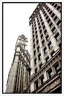 Chicago II ~ Wrigley Building (Chewing Gum Industry)