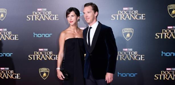 Benedict Cumberbatch será pai pela segunda vez, diz site