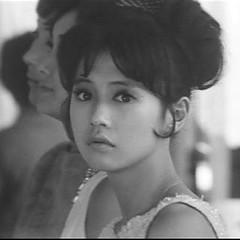 #加賀まりこ #加賀真理子 (1943-) #昭和女神 #日本影画