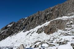 Ascent (Vinchel) Tags: china sichuan siguniang trek outdoor mountain hiking fuji xt2 1655mm f28 landscape mountainside hill rock ridge travel arete