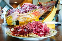 Iberico Ham (sheryip) Tags: iberico ham food foodporn spain spanish
