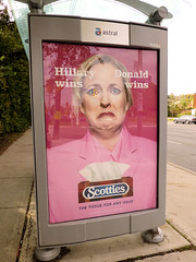 Scotties 23Oct16 (Pervez 183A) Tags: scotties crying kleenex tissue paper joke elections usa trump hillary