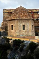 Parte de ruinas (Vera Schuck Paim) Tags: teatro romano ruinas em cartagena espanha spain runa romanas colunas mrmore rosa jardins caminhos reconstruoes