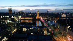 London (Nassiee) Tags: london bigben westminsterbridge nightlife skyline amateurphotography
