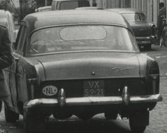 VX-59-21 (kentekenman) Tags: ford zephyr sc1