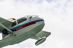 Seabee close (krustyhimself) Tags: scalaria wolfgangsee salzkammergut austria 2014 airshow airchallenge republicrc3seabee seabee republicaviationcompany