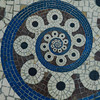 Mosaic Droste (JPaulTierney) Tags: mosaic droste drosteeffect spiral 2016 october