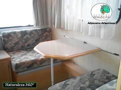 Salón Caravana (brujulea) Tags: brujulea campings almocita almeria camping salon caravana