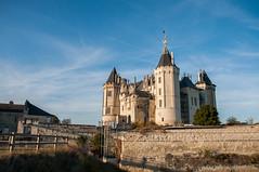 Saumur chateau (brunoduboeuf) Tags: chateau d90 landscape nikon saumur sigma sigma1770