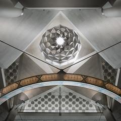 Details II (Minas Stratigos) Tags: fine art doha qatar museum islamic mia envisionography minas subtle desaturate