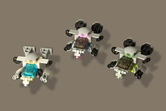 Gunship (Robiwan_Kenobi) Tags: gunship avatar duocopter twincopter lego robiwankenobi scifi aircraft