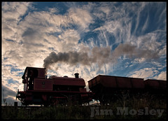 _DS25476 (saltley1212) Tags: cegb no2 bagnall 040 foxfield railway bank steam