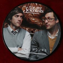 We Are Scientists - After Hours (Pt 2 Picture Disc) (A Vinyline) Tags: wearescientists afterhours picturedisc vinyl singlesidedvinyl vinylcollection picture recordcollection records virgin chriscain keithmurray brainthrustmastery 2008