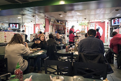 Chinatown Express Restaurant (dckellyphoto) Tags: chinatown washingtondc districtofcolumbia chinese chineserestaurant restaurant food eating sixthstreet 6thstreet december 2016 tables people waitstaff waiting women men eat chinesefood usa chinatownexpress